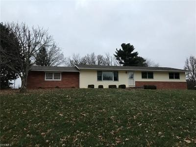 Muskingum County Single Family Home For Sale: 295 East Highland Dr