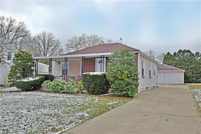Warren Single Family Home For Sale: 379 Foster Dr Northeast