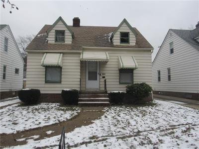 Single Family Home For Sale: 3407 West 150th St