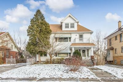 Cleveland Multi Family Home For Sale: 3271 West Blvd