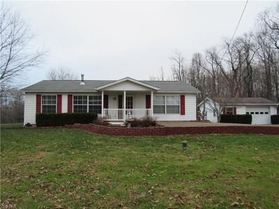 Single Family Home For Sale: 5975 Prior Rd