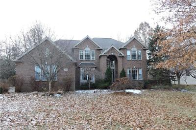 Avon Single Family Home For Sale: 37807 Quail Hollow
