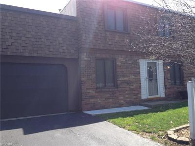 Medina Condo/Townhouse For Sale: 930 Wadsworth Rd #B-2