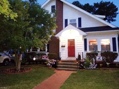 Rocky River Single Family Home For Sale: 19395 Dorothy Ave