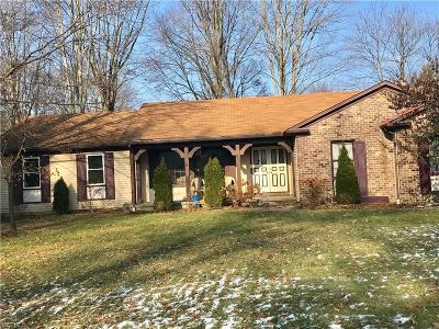 Youngstown Single Family Home For Sale: 854 Shields Rd