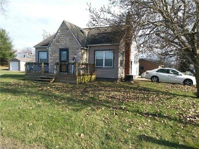 Muskingum County Single Family Home For Sale: 318 Millers Ln