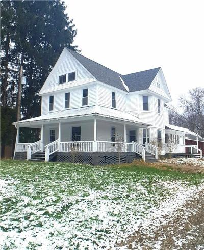 Ravenna Single Family Home For Sale: 7228 State Route 14