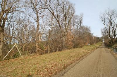 Muskingum County Residential Lots & Land For Sale: Copeland Woods Rd