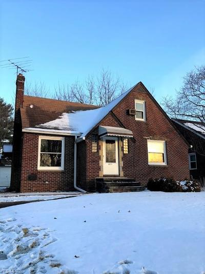 Fairview Park Single Family Home For Sale: 4219 West 215th St