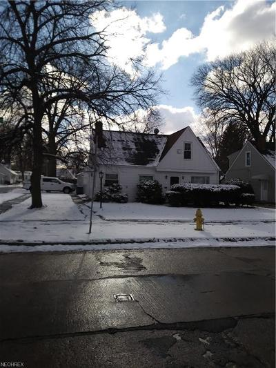 Parma Single Family Home For Sale: 4401 Kenmore Ave