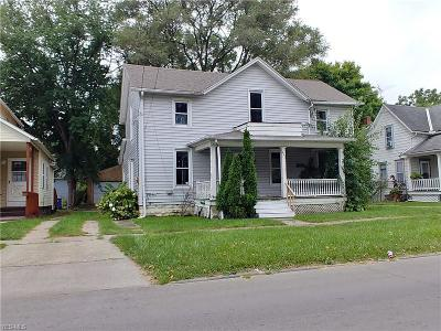 Lorain Single Family Home For Sale: 407 West 20th St