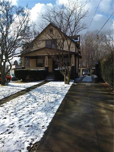 Cleveland Single Family Home For Sale: 4662 Pearl Rd