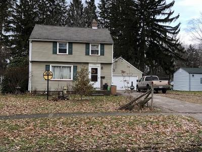 Ravenna Single Family Home For Sale: 1066 West Riddle Ave
