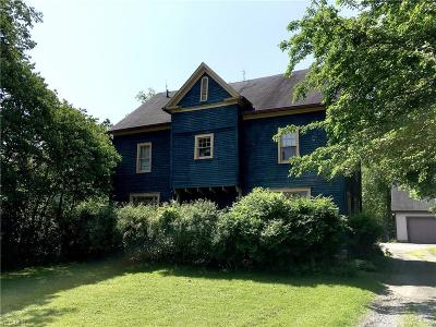 Canfield Multi Family Home For Sale: 7 And 9 Maple St