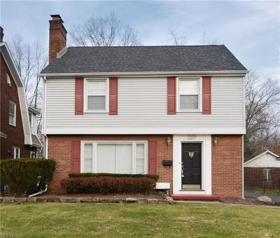 Youngstown Single Family Home For Sale: 2207 Selma Ave