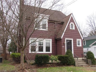 Painesville OH Single Family Home For Sale: $109,900