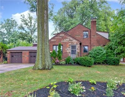 Euclid Single Family Home For Sale: 27071 Lakeshore Blvd