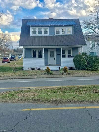 Vienna Single Family Home For Sale: 4408 Grand Central Ave