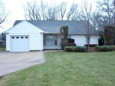 Willowick Single Family Home For Sale: 419 Bayridge Blvd
