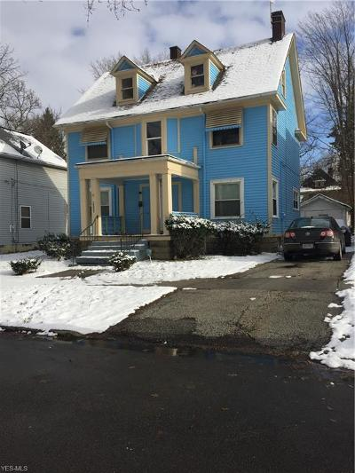 Cleveland Single Family Home For Sale: 4223 E 98th Street