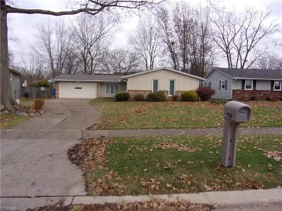 Lorain OH Single Family Home For Sale: $97,777