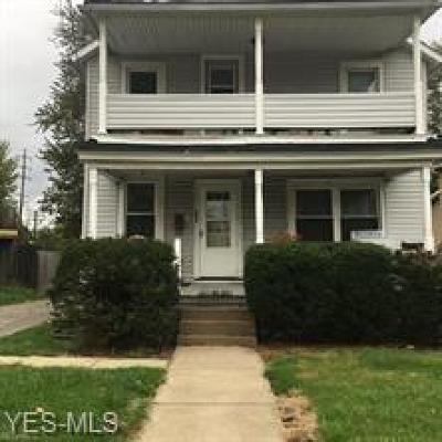 Elyria Multi Family Home For Sale: 825 Lake Ave