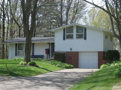 Columbia Station OH Single Family Home For Sale: $140,000