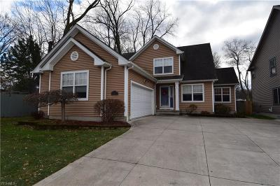 Cleveland OH Single Family Home For Sale: $264,900