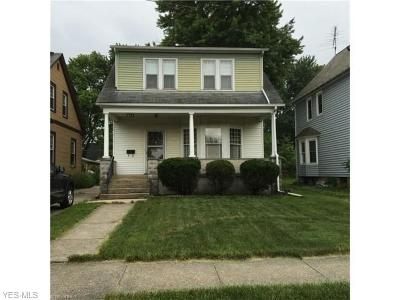 Elyria Single Family Home For Sale: 237 East Broad St