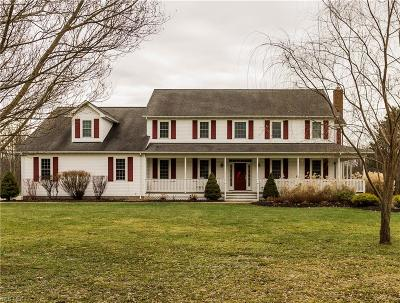 Chardon Single Family Home For Sale: 9900 Mentor Rd