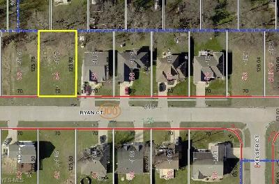 Lorain County Residential Lots & Land For Sale: 40018 Ryan Ct