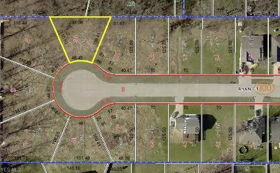 Lorain County Residential Lots & Land For Sale: 40086 Ryan Ct