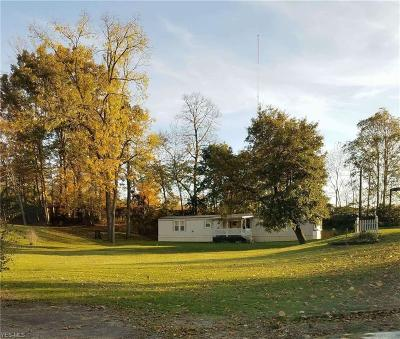 Muskingum County Single Family Home For Sale: 1632 Adamsville Rd