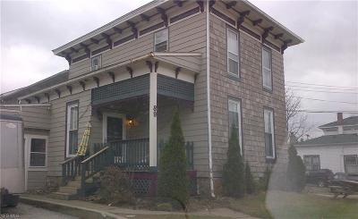Ashtabula County Multi Family Home For Sale: 89 Chestnut St