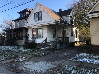 Cleveland Single Family Home For Sale: 4157 East 123rd St