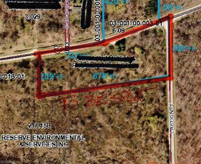 Ashtabula County Residential Lots & Land For Sale: Lake & Labounty Rd