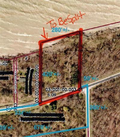 Ashtabula County Residential Lots & Land For Sale: Vl Lake Rd