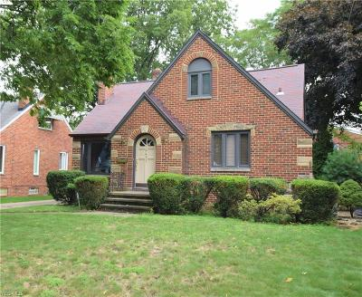 Fairview Park Single Family Home For Sale: 4431 West 226th St
