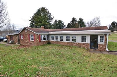 Single Family Home For Sale: 3930 Boggs Rd