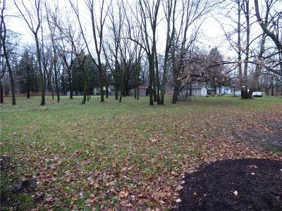 Lake County Residential Lots & Land For Sale: Vacant Lot Woodland Dr
