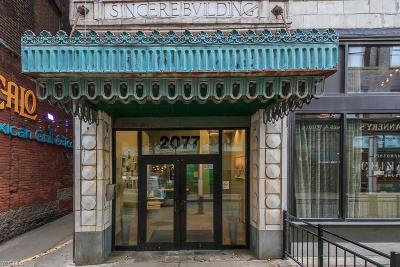 Cleveland Condo/Townhouse For Sale: 2077 East 4th St #7E