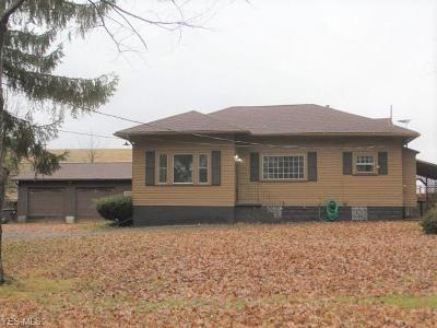 Single Family Home For Sale: 6049 Mines Rd Southeast