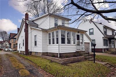 Massillon Single Family Home For Sale: 112 10th St Northeast