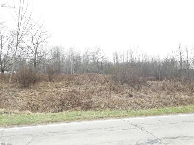 Ashtabula County Residential Lots & Land For Sale: Mechanicsville Rd