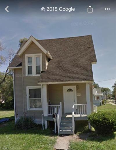 Lorain Single Family Home For Sale: 2495 Apple Ave
