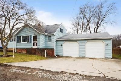 Olmsted Township Single Family Home For Sale: 8448 Jennings Rd