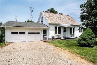 Zanesville Single Family Home For Sale: 4175 Boggs Rd
