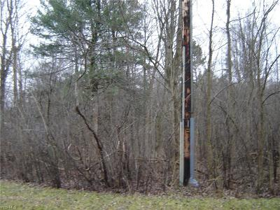 Geauga County Residential Lots & Land For Sale: Country Ln