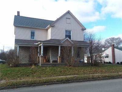 Hubbard Single Family Home For Sale: 504 Stewart Street