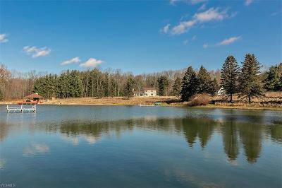 Geauga County Single Family Home For Sale: 13550 Butternut Rd
